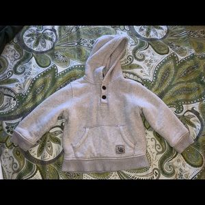 Toddler sized heavy hoodie